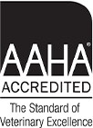 AAHA Accredited seal