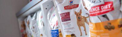 Nutrition - dog food